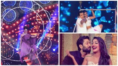 Divyanka Tripathi Gives Fans a Glimpse of Dance Performances at Star Parivaar Awards 2018, Know Telecast Time of This Starry Ceremony