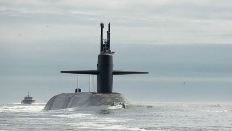 Pakistan Navy Claims Indian Submarine Entered Its Territorial Waters; Adds 'Submarine Not Targeted to Give Peace a Chance'