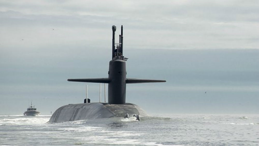 K-4 Nuclear Missile Successfully Test-Fired Off Andhra Pradesh Coast From Indigenous-Built INS Arihant-Class Submarine