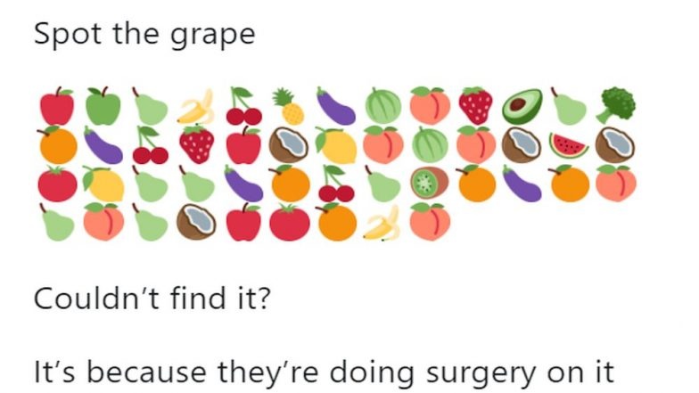 'They Did Surgery on a Grape' and Now There Are Funny Memes on It Ruling the Internet!