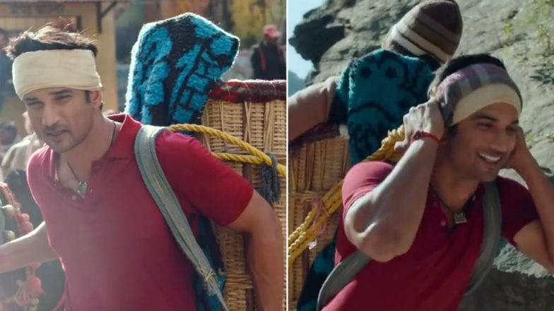 Kedarnath Song Namo Namo: Sushant Singh Rajput As Mansoor, the Tour Guide Is a Delight to Watch!