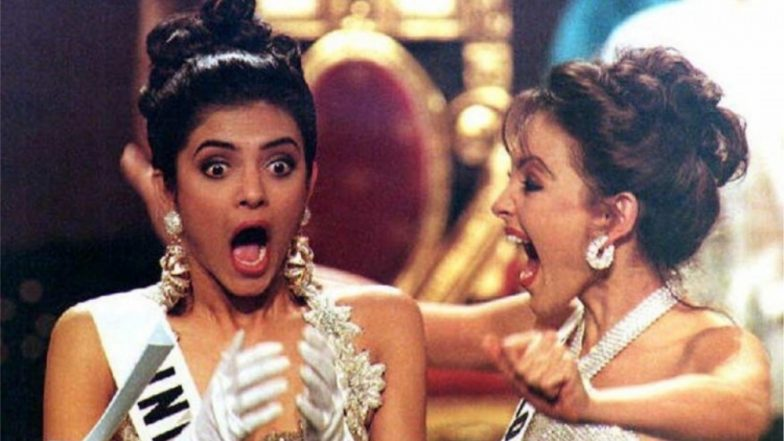 Sushmita Sen Gets Nostalgic as Fans Wish Her on the Occasion of '25 Years of Miss Universe'