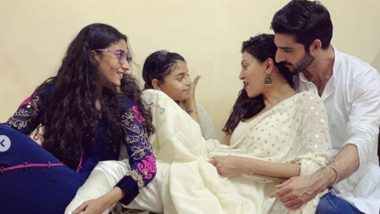 Sushmita Sen on Whether her Daughters Disliked Rohman Shawl: 'They Don't Have to Marry Him, I Do'