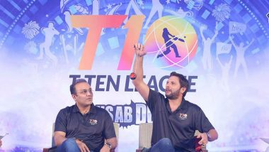 T10 League 2018 Sharjah Schedule & Time Table in IST: Venue and Team-Wise Match Dates of T10 Cricket League Second Season