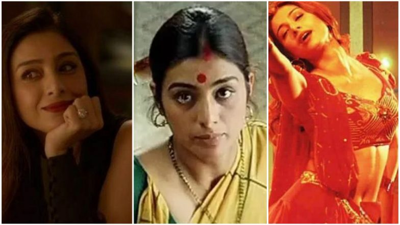 Tabu 47th Birthday Special: Best Roles of the AndhaDhun Actress That Prove That She Was Always Addicted to Experiment With Them!