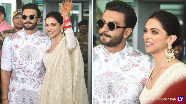 Ranveer Singh Says Wifey Deepika Padukone Is a Good Influence on an 'Undisciplined Person' Like Him