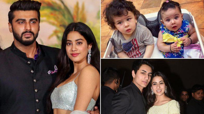 From Sara Ali Khan and Ibrahim to Arjun Kapoor and Janhvi – Taking a Look at Bollywood's New-age Brother-Sister Jodis This Bhai Dooj