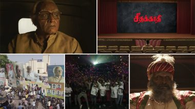 Seethakaathi Trailer: Vijay Sethupathi Goes Unrecognisable As The Aging Superstar Gone Into Hiding - Watch Video
