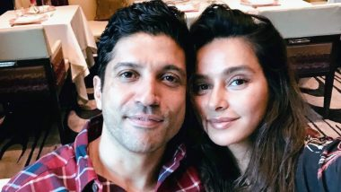Farhan Akhtar Turns into a Fashion Photographer for Shibani Dandekar and We are Loving the Results - See Pic Inside