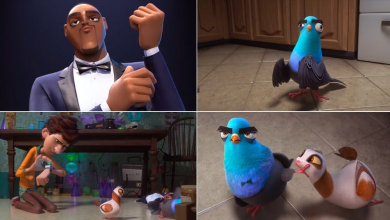 Spies in Disguise Trailer: Tom Holland Turns a Cool Will Smith Into a Pigeon in This Hilarious Animated Spy Flick - Watch Video