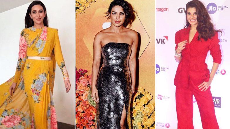 Priyanka Chopra, Karisma Kapoor and Malaika Arora: Meet the Best-Dressed Celebs of this Week