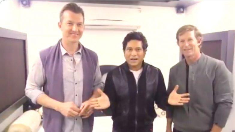 Diwali 2018: Sachin Tendulkar, Brett Lee and Jonty Rhodes Celebrate Deepavali Together, Watch Video