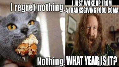 Thanksgiving 2018 Food Coma Memes That Are So Real That They'll Make Your Stomach Hurt….From ROFLing