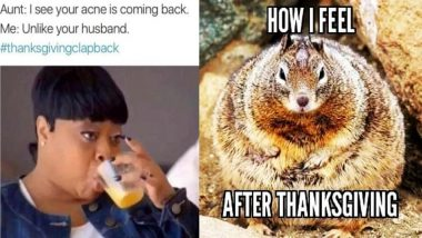 Thanksgiving Memes 2018: These Memes Will Make You ROFL While Your Drool Thinking of Roast Turkey