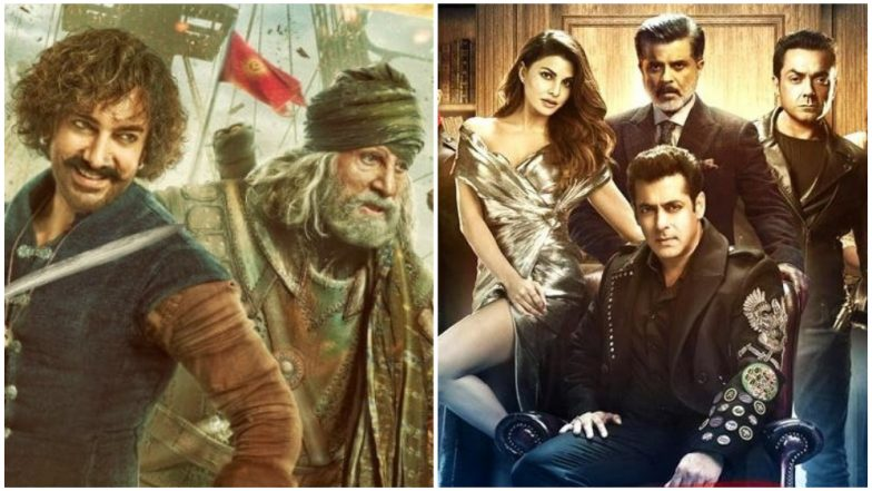 Salman Khan's Race 3, Aamir Khan's Thugs of Hindostan, and Other Big Releases of 2018 Which Prove that Content is Important Than 'Superstars'