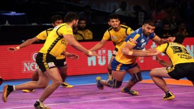 PKL 2018-19 Video Highlights: Telugu Titans Clinch Thriller vs Haryana Steelers