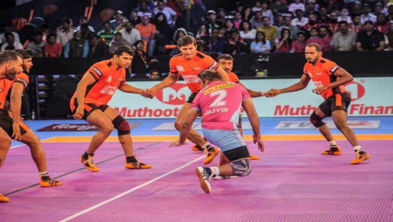 PKL 2018-19 Today's Kabaddi Matches: Schedule, Start Time, Live Streaming, Scores and Team Details of November 3 Encounters!