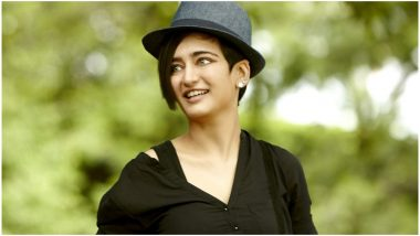 Akshara Haasan's Files A Police Complaint After Her Private Pictures Get Leaked Online