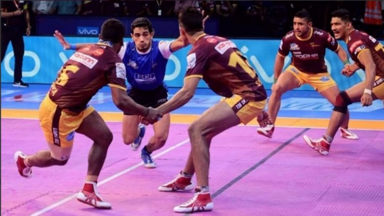 UP Yoddha vs Tamil Thaliavas, PKL 2018-19 Match Live Streaming and Telecast Details: When and Where To Watch Pro Kabaddi League Season 6 Match Online on Hotstar and TV?