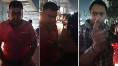 Mumbai: 2 Drunk Men Misbehave With Model & Her Friends Over Parking; Watch Video