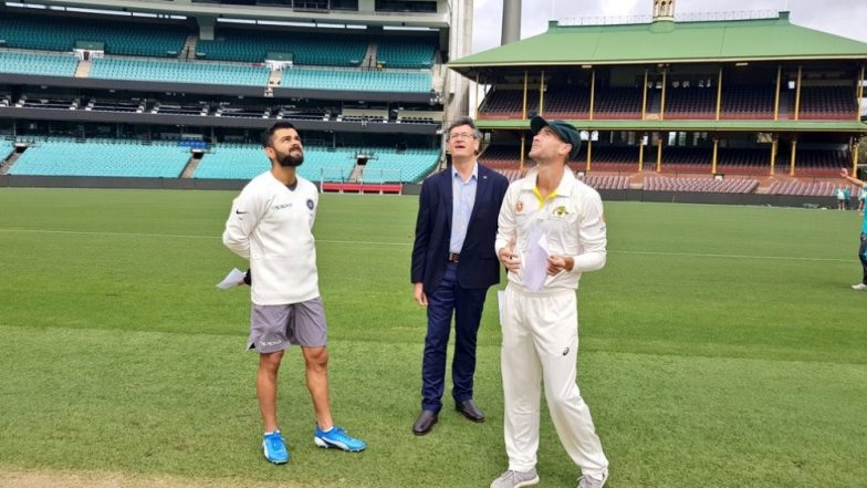 Virat Kohli Gets Trolled for Wearing Shorts During Toss in India vs Cricket Australia XI Practice Match: Read Fans' Comments!