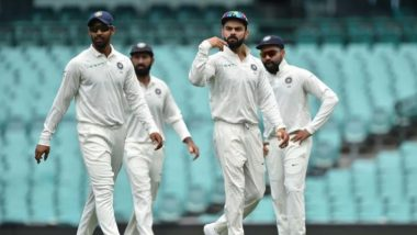 Virat Kohli Gets Angry at Umpires for their Run-Out Decision Against D'arcy Short During Warm-up Game