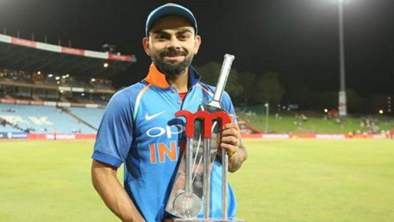 Virat Kohli Creates These Records During Ind vs Aus 3rd T20I in Sydney