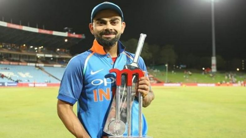 Virat Kohli Creates These Records During Ind vs Aus 3rd T20I in Sydney
