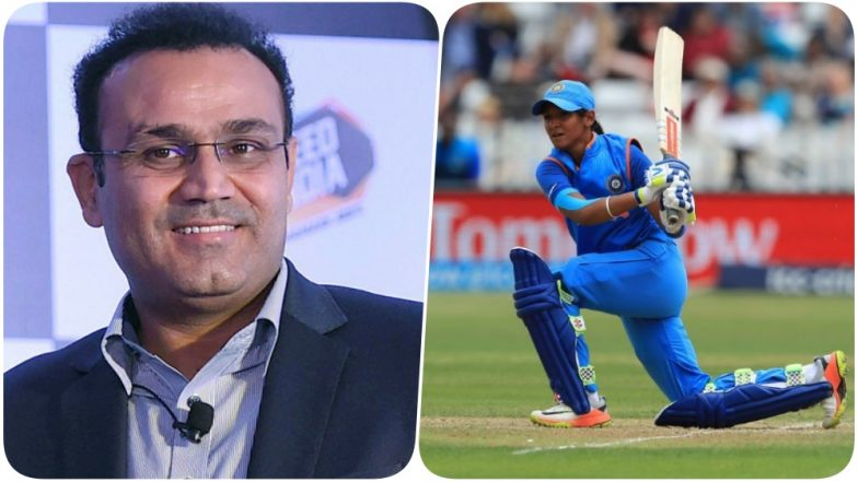 Virender Sehwag Hails Smriti Mandhana's Innings Against Australia During the ICC Cricket T20 World Cup 2018