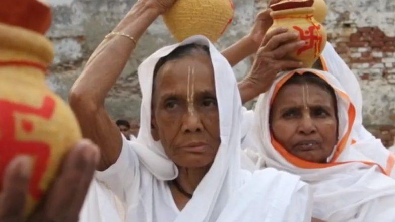 'Green' Diwali Celebrated By Widows From Vrindavan With Diyas and Rangolis