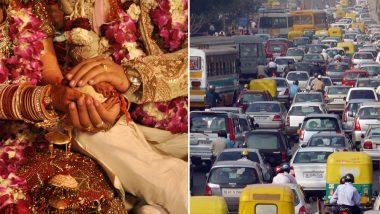 Dev Uthani Ekadashi & Gyaras 2018: Thousands of Weddings in Delhi & NCR to Affect Road Traffic, Avoid These Routes For Gurugram & Noida