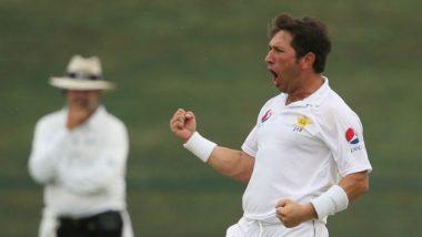 Wasim Akram Believes Yasir Shah's Seven-Finger Celebration After Dismissing Steve Smith in AUS vs PAK 1st Test 2019 May Backfire