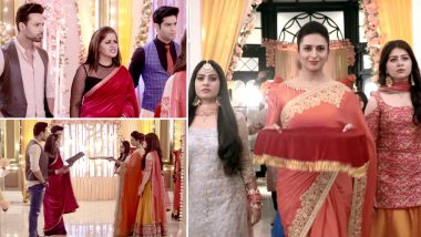Yeh Hai Mohabbatein Today's Episode Spoilers: Here's How Ishita Gets Rohan And Karan Back To The Bhalla House; Sudha Traps Raman Yet Again