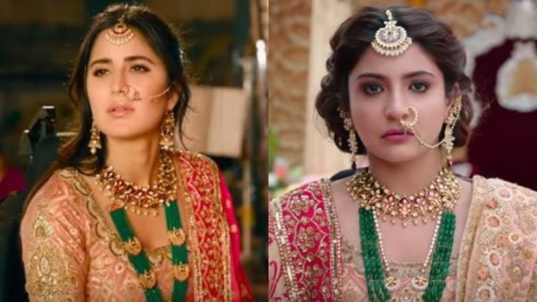 Zero Trailer: Is Katrina Kaif's character Working in a Biopic on Anushka Sharma's Character in the Shah Rukh Khan Film? View Pics