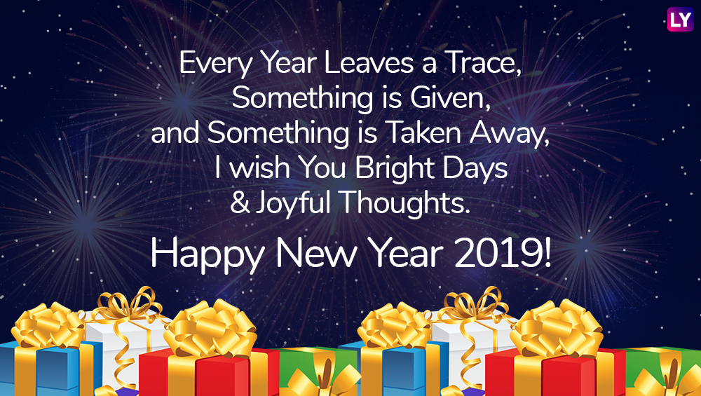 Happy New Year Quotes 2019 93