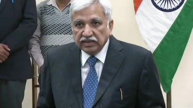 CEC Sunil Arora on EVM Controversy: 'Sorry to Say We Have Made EVMs a Football'