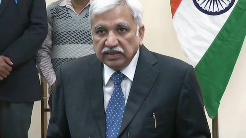Sunil Arora Takes Charge As New Chief Election Commissioner of India, Replaces OP Rawat