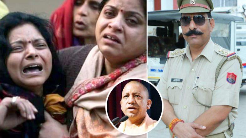 Bulandshahr Mob Violence: Road Leading to Slain Cop's Village Renamed as 'Shri Subodh Kumar Singh Shahid Marg'