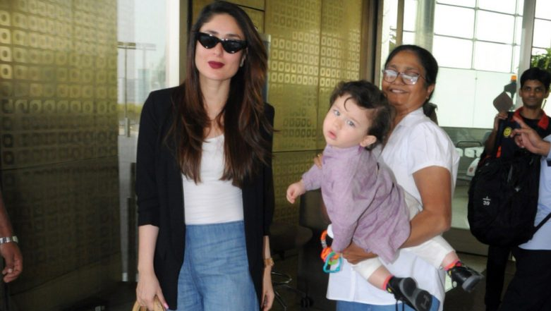 Kareena Kapoor Khan On Being Trolled As Taimur's 'Careless Mother': There's A Finger I'm Showing You In My Mind Right Now