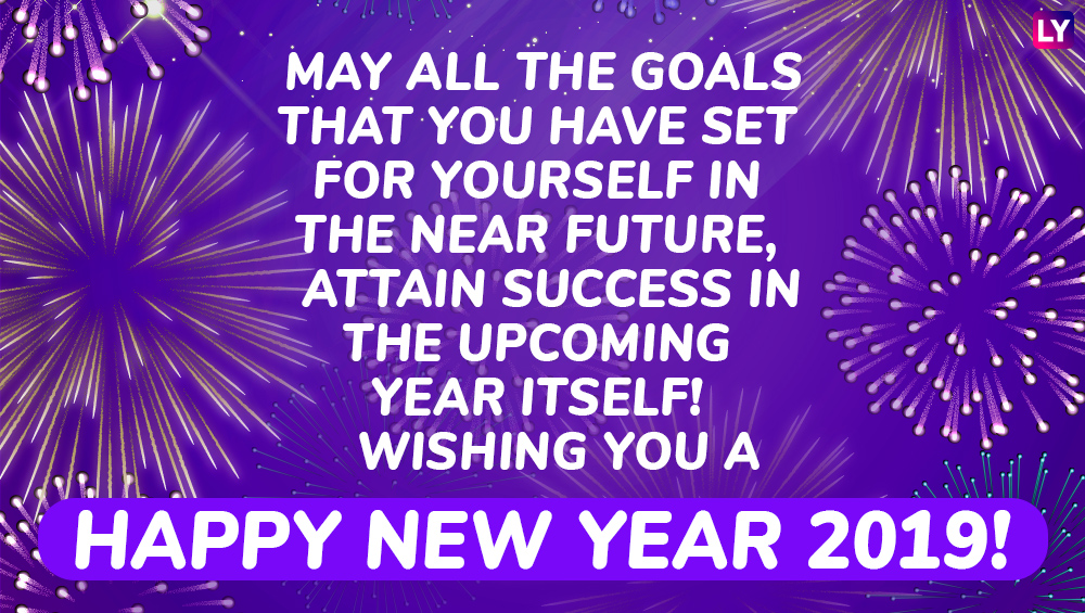 you your family advance happy new year 2019 wishes photo credits file image