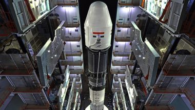 ISRO to Launch GSAT-7 Military Communications Satellite For IAF Today