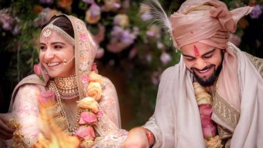 Anushka – Virat Celebrate Their First Wedding Anniversary and Here's Going Back in Time to Witness How They Broke the Internet, One Picture at a Time