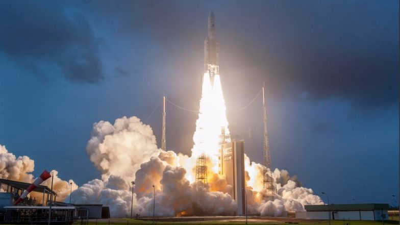 ISRO Successfully Launches India's Heaviest and Most Powerful Satellite GSAT-11 From French Guiana; All You Need to Know
