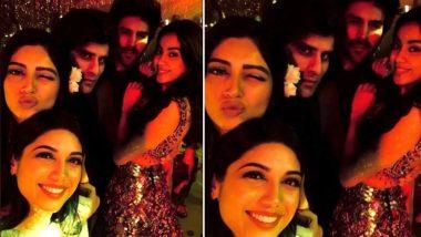 This Picture of Janhvi Kapoor and Kartik Aaryan Together Will Make Sara Ali Khan Jealous