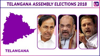 Palair, Madhira, Wyra, Sathupalli, Kothagudem, Aswaraopeta, Bhadrachalam Elections Results Live News Updates: Check Latest Results About These Constituencies in Telangana