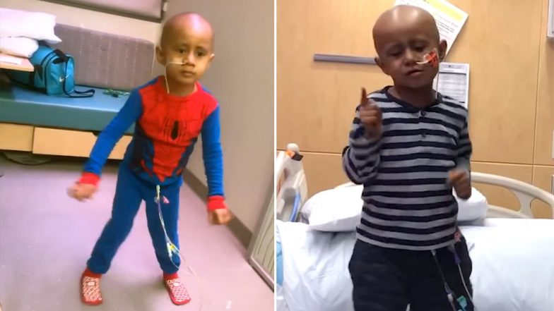 Viral Video of a 5-Year-Old Dancing Through His Cancer Treatment on Michael Jackson Numbers Is Winning Hearts on the Internet