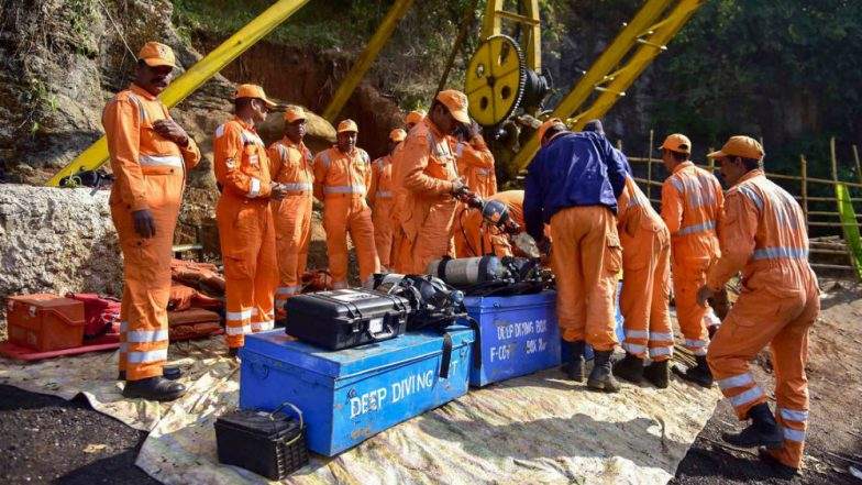 'Continue Rescue Operations, Miracles Do Happen'; Supreme Court Tells Government on Trapped Miners in Meghalaya