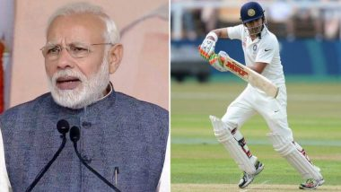 PM Narendra Modi Writes Letter to Gautam Gambhir, Praises Him for His Contributions to Indian Cricket and Social Causes