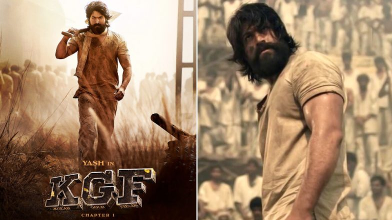 KGF Box Office Collection: Yash and Srinidhi Shetty Starrer Is a Hit in Hindi, Collects Rs 42 Crore