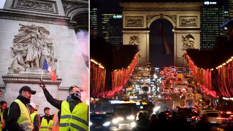 France Tourism May Get Affected During Christmas 2018 Holiday Season Due to the Ongoing Yellow Vest Protests; Eiffel Tower and Museums in Paris to Remain Closed